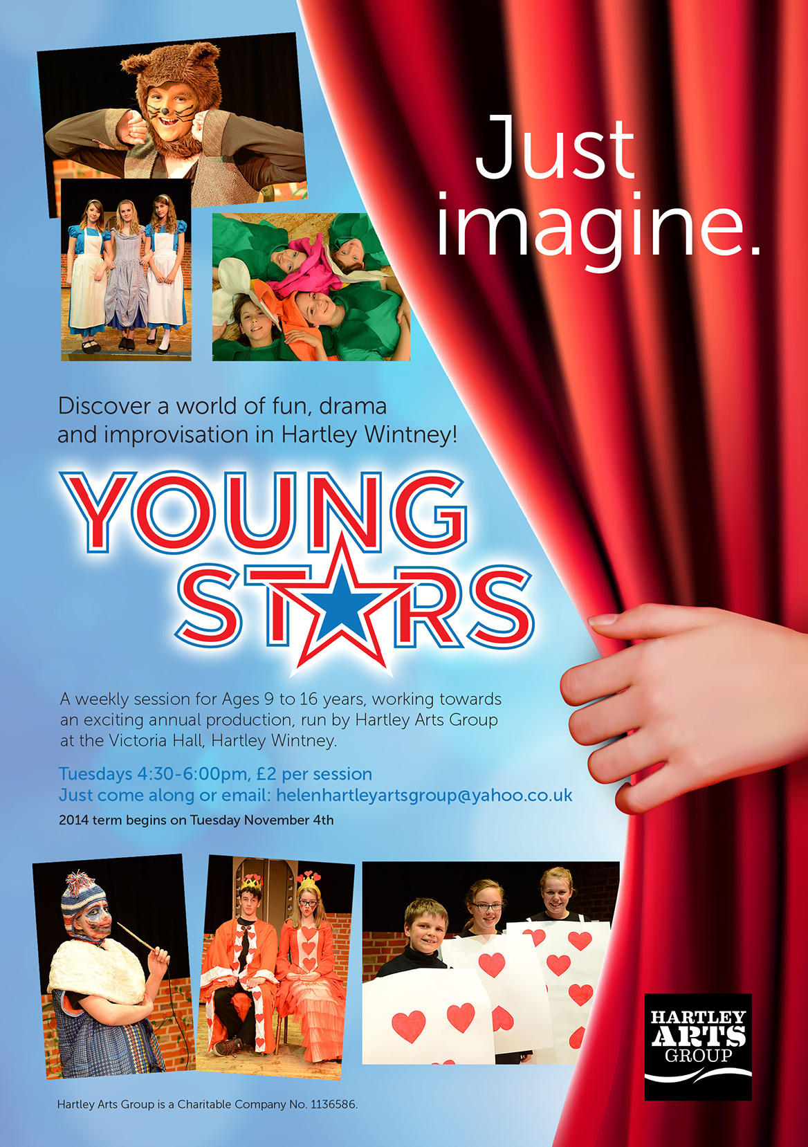 HAG Youngstars 2014 leaflet 3